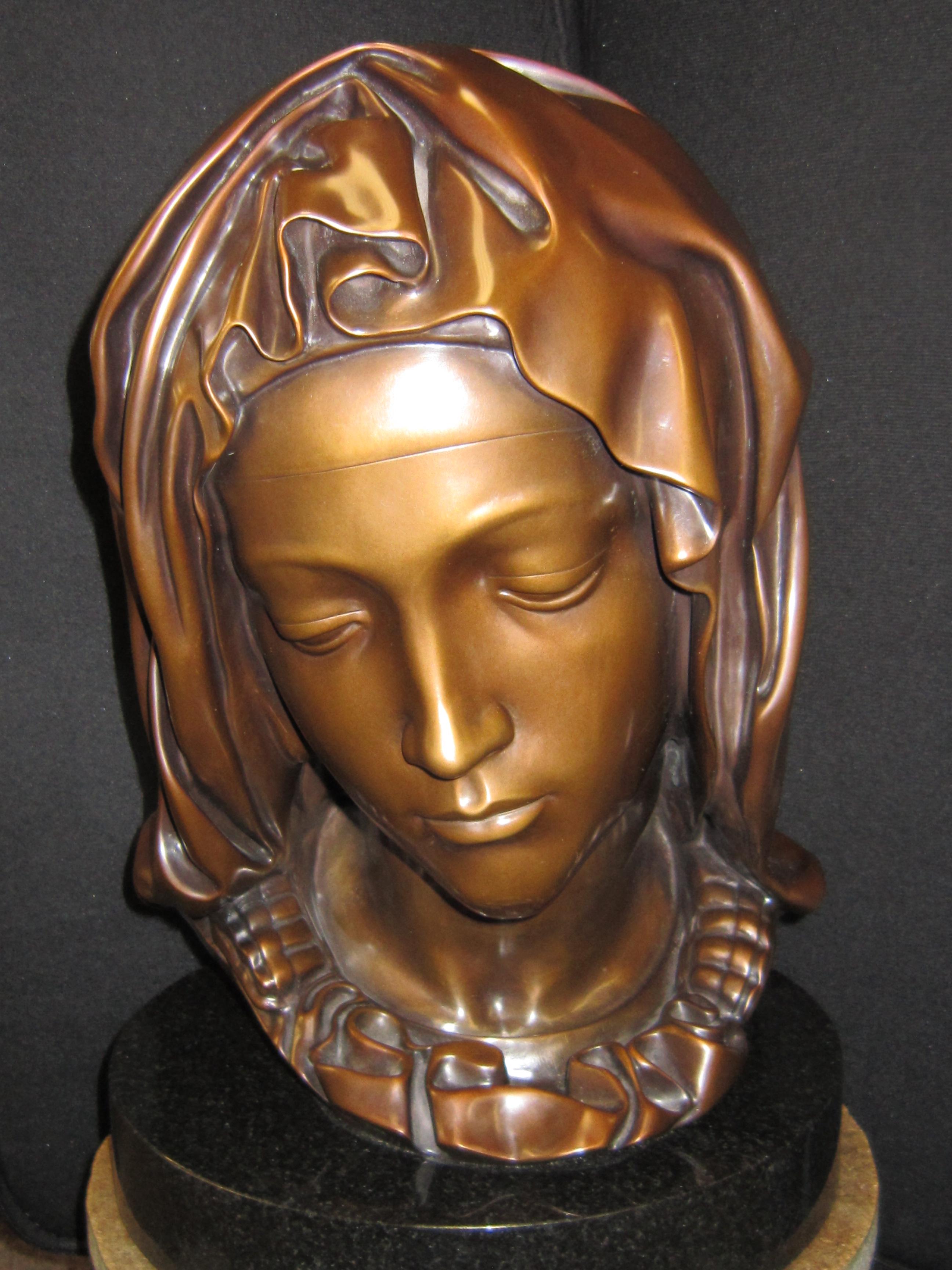 Renaissance Art Michaelangelo Madonna Della Pieta
